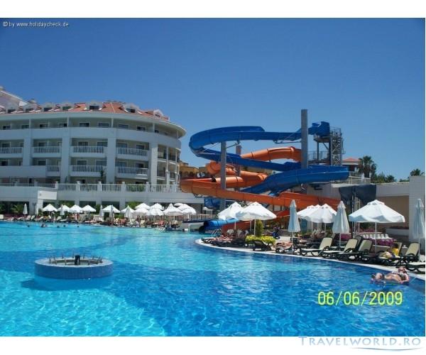 Hotel Dino Club Alba Resort Side